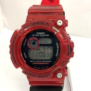 G-SHOCK CASIO Casio watch GW-203K-4 FROGMAN Irukuji men's 422717 RY2964