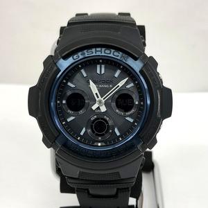 G-SHOCK CASIO Casio watch AWG-M100BC Solar Multiband 6 World Time Mens Full Auto Calendar