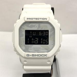 G-SHOCK CASIO Casio watch DW-5600VT AKM double name 10th anniversary speed quartz mens
