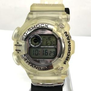 G-SHOCK CASIO Casio watch DW-9900WC FROGMAN 1999 WCCS quartz mens womens RY2972