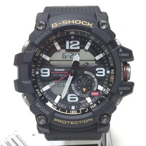 G-SHOCK Watch GG-1000-1ADR CASIO Casio MUDMASTER Twin Sensor Quartz Black Mens