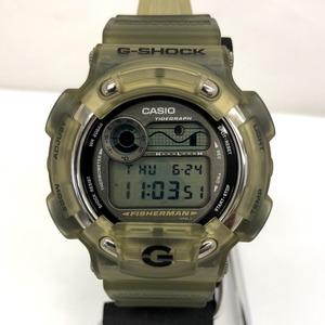 G-SHOCK CASIO Casio watch DW-8600MS FISHERMAN Fisherman quartz mens