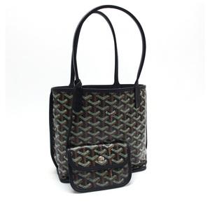 Goyard Goyal Ange Mini Reversible Tote Bag with Pouch
