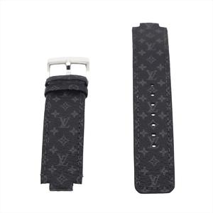 ルイ・ヴィトン(Louis Vuitton) モノグラム エクリプス モノグラムエクリプス キャンバス 21mm メンズ 時計用ベルト・バンド