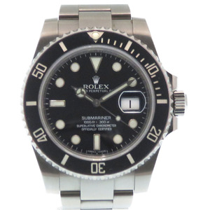 Rolex Submariner Date 116610LN Random Roulette Automatic Watch SS Black Dial ROLEX Mens