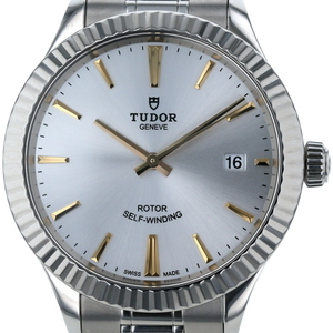 TUDOR Style Date Steel Automatic Mens Watch 12510