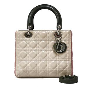 Christian Dior Shoulder Bag Handbag Ladies Men