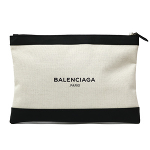 BALENCIAGA Clutch Bag Ladies Men's