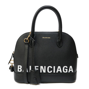 BALENCIAGA shoulder bag 2way handbag ville top handle S women's men's