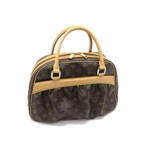 LOUIS VUITTON Louis Vuitton Monogram Mitzi Handbag M40058