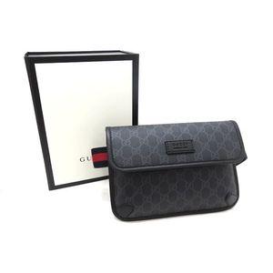 GUCCI Gucci GG Supreme belt bag 598113 waist body