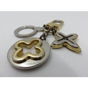 Louis Vuitton LOUIS VUITTON key ring chain Port Cle ・ Ansolens M66133
