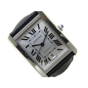 Cartier Tank Solo XL WSTA0029 self-winding men's watch