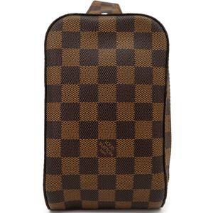 LOUIS VUITTON Louis Vuitton Damier Jeronimos N51994 Men's Body Bag Waist