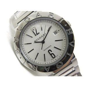 BVLGARI Bvlgari BB38WSSDCH N self-winding watch