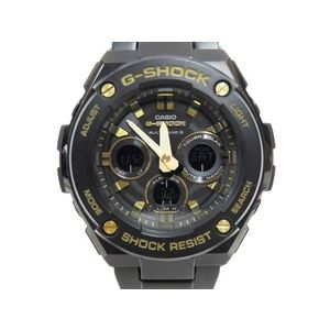 CASIO Casio G-SHOCK G-STEEL GST-W300BD-1AJF solar watch