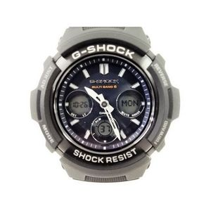 CASIO Casio G-SHOCK AWG-M100SB-2AER solar watch