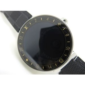 LOUIS VUITTON Louis Vuitton Tambour Horizon Graphit QA003 Men's Watch