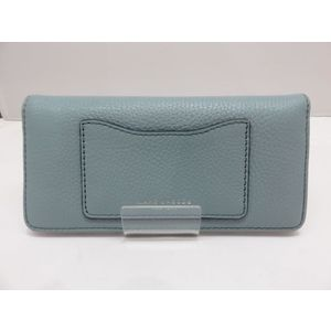 MARC JACOBS NEW YORK Marc Jacobs Leather Long Wallet Ladies