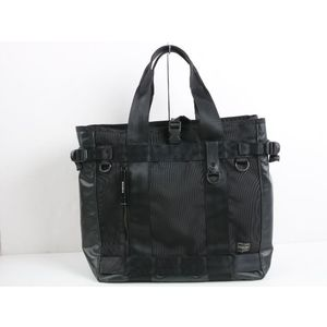 Yoshida bag PORTER porter HEAT TOTE BAG heat tote black