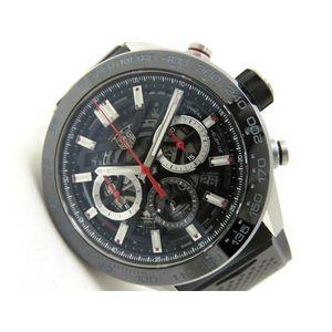 TAG HEUER Carrera Caliber Heuer 02 Chronograph CBG2A10.FT6168 Men's watch self-winding