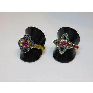 JA084-LOUIS VUITTON Louis Vuitton Bergeye Candy Ring Set M66325 Accessories