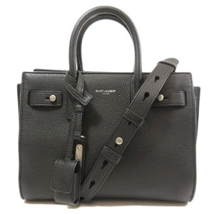 Saint Laurent 2WAY Sac de Jules Handbag Calf Ladies SAINT LAURENT