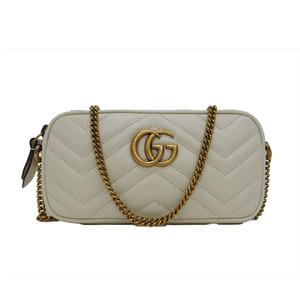 GUCCI Gucci GG Marmont chain shoulder 598596 bag