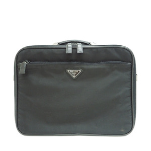 PRADA Prada 2WAY Business Bag Black Shoulder
