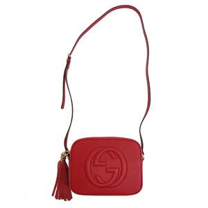 GUCCI Gucci Soho Leather Small Disco Bag 308364