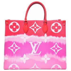 Louis Vuitton LV Escale On The Go GM Tote Bag Leather