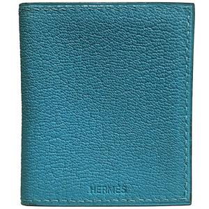 Hermes Photo Case Mini Frame Leather HERMES □H Stamp