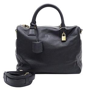 LOEWE 2way bag leather