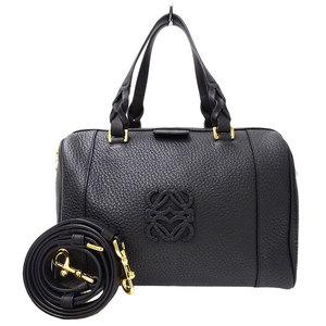 Loewe fusta 25 handbag shoulder bag 2way leather