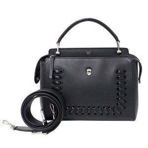 FENDI Handbag Shoulder Bag 2way Ladies Leather