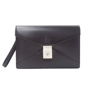 LOEWE second bag clutch men's leather
