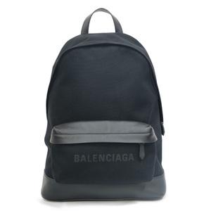 BALENCIAGA backpack daypack black women's men's