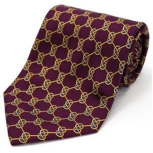 Fendi Silk Tie FENDI Men's