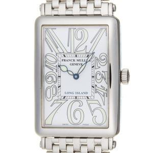 Franck Muller Long Island Automatic Stainless Steel Men's Watch