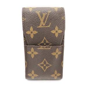 Louis Vuitton Monogram Etui Cigarette M63024 Case Unisex