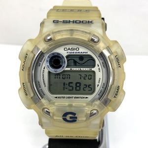 G-SHOCK ジーショック CASIO カシオ 時計 DW-8600K イルクジ 1998年 イルカ クジラ ICERC FISHERMAN フィッシャーマン クォーツ メンズ
