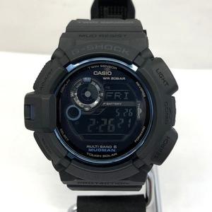 G-SHOCK ジーショック CASIO カシオ 時計 GW-9330B-1JR Initial Blue イニシャルブルー マッドマン MUDMAN 30周年 30TH ソーラー メンズ
