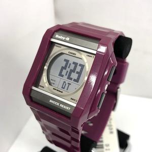 Baby-G ベイビージー CASIO カシオ 時計 BG-810-6DR デジタル クォーツ ショックレジスト レディース