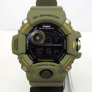 G-SHOCK ジーショック CASIO カシオ GW-9400-3DR RANGEMAN レンジマン ソーラー デジタル メンズ