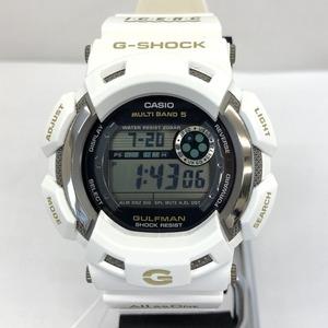 G-SHOCK ジーショック CASIO カシオ 時計 GW-9100K-7JR ガルフマン GULFMAN イルクジ 2007 ソーラー メンズ