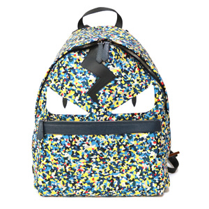 FENDI Fendi backpack daypack monster ladies' men