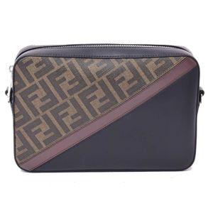 FENDI Fendi Cam medium shoulder bag leather