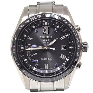 SEIKO Astron SBXB117 135th Anniversary Model Solar Mens Watch