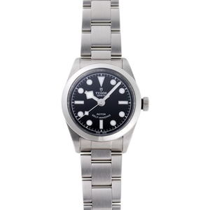 TUDOR Heritage Black Bay Steel Automatic Mid Size Watch 79580