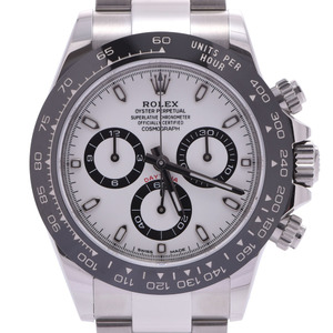 ROLEX Rolex Daytona 116500LN Men's Watch Automatic White Dial